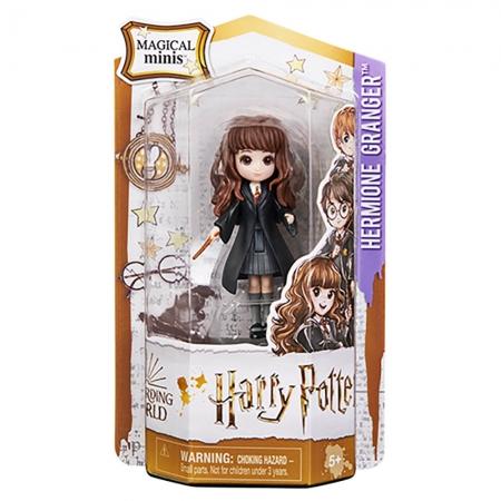 Harry Potter - Bonecos Amuletos Mágicos - Hermione Granger
