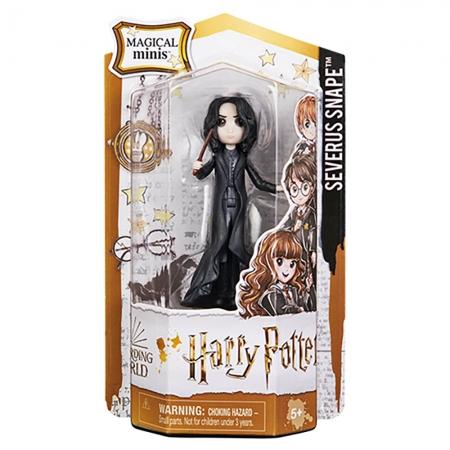Harry Potter - Bonecos Amuletos Mágicos - Severus Snape