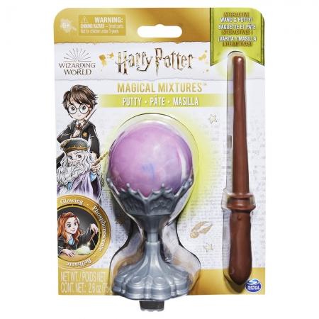 Harry Potter - MASSA MAGICA BRILHA NO ESCURO
