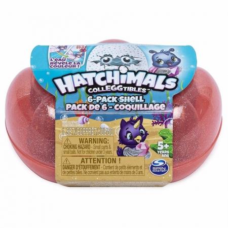 Hatchimals - Colleggtibles - Blister Conchinhas - Vermelho