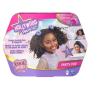 Hollywood Hair Styling - Party Pop