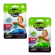 Kit Slime Play - Verde E Azul