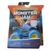 Monster Jam - Escala 1:64 - Miniveículo Monster Jam - Zurassic Attack
