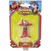 Power Players - Minifigura 5 Cm - Axel Com Asas