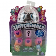 Hatchimals - Minifigura Surpresa - Série 4