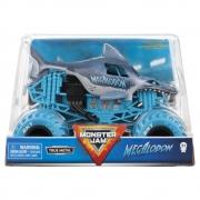 Monster Jam - 1:24 Collector Die Cast Truck Megalodon