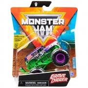 Monster Jam - 1:64 Die Cast Truck Grave Digger Purple 30th