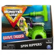 Monster Jam - Escala 1:43 - Grave Digger Ii