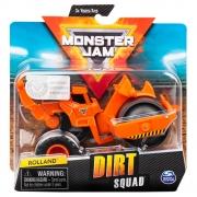 Monster Jam - Escala 1:64 - Dirt Squad - Rolland