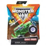 Monster Jam Escala 1:64 -Grave Digger Verde II