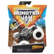 Monster Jam - Escala 1:64 - Miniveícul Mutt Dragon