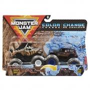 Monster Jam - Escala 1:64 - Racing Stripes e Son Uva Digger