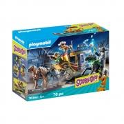 Playmobil - Scoody-Doo! Aventura no Oeste Selvagem