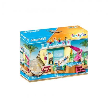 Playmobil - Bangalo com Piscina