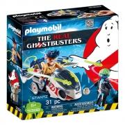 Playmobil - Caça-Fantasmas - Bike