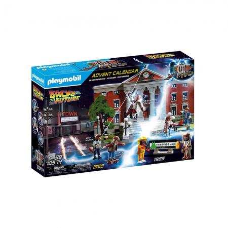 Playmobil - Calendário do Advento - De Volta para o Futuro