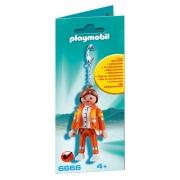 Playmobil - Chaveiros - Bombeira