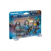Playmobil - Conjunto De Cavaleiros De Novelmore