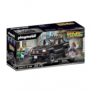 Playmobil - De Volta Para O Futuro Parte Ii - A Pick-Up De Marty