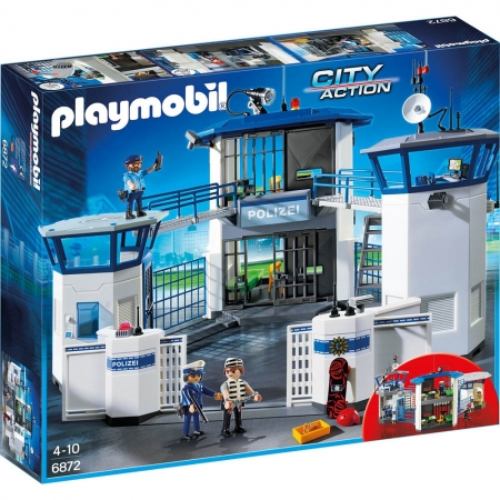 Playmobil - Delegacia de Polícia