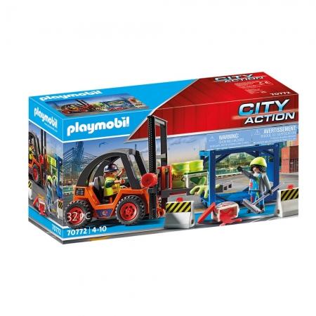 Playmobil - Empilhadeira
