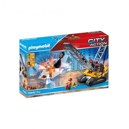 Playmobil - Escavadeira a Cabo