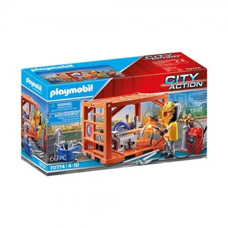 Playmobil - Fabricantes de Conteiner