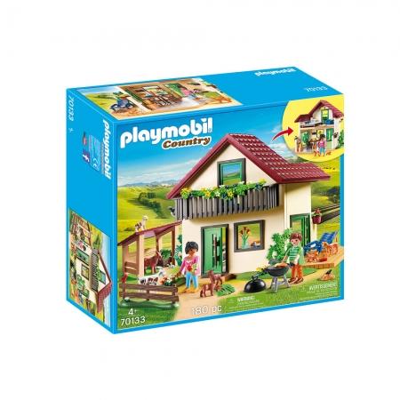Playmobil - Fazenda Moderna