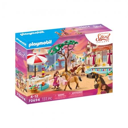 Playmobil - Festival Miradero