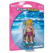 Playmobil - Friends Menina - Menina Fitness