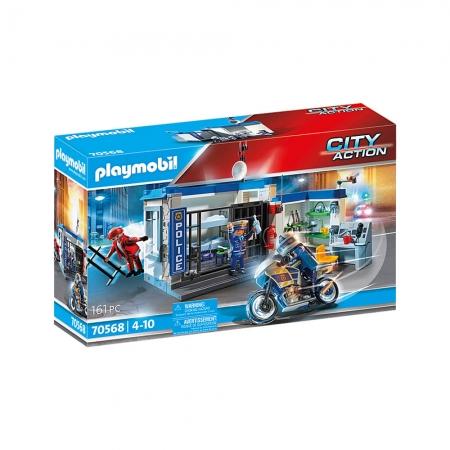 Playmobil - Fuga Da Prisão