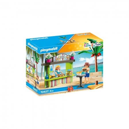 Playmobil - Lanchonete Beira da Praia