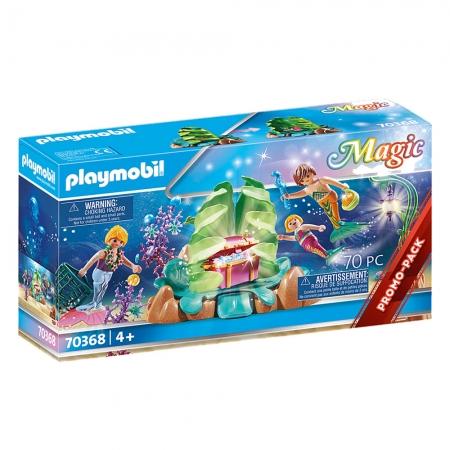 Playmobil - Lounge Coral De Sereias
