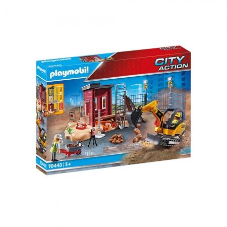 Playmobil - Mini Escavadora