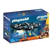 Playmobil - O Filme - Rabotitron Com Drone  - 1271 Sunny