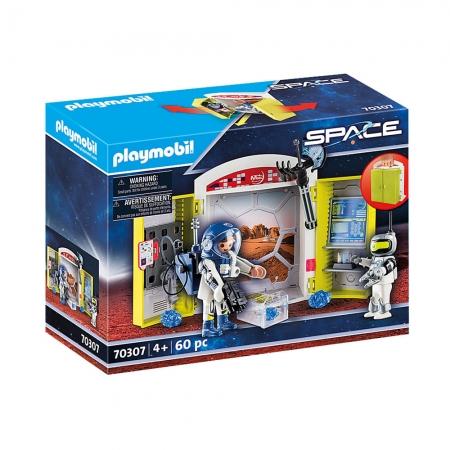 Playmobil - Play Box Missão Marte