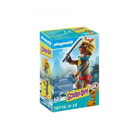 Playmobil - Scooby-Doo! Figura Colecionável Samurai