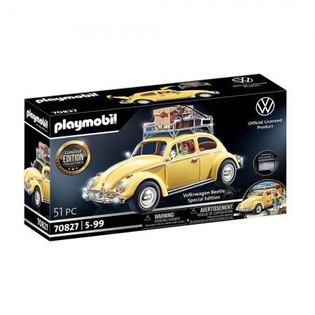 Playmobil - Volkswagen Fusca - Edição Especial