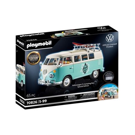 Playmobil - Volkswagen Kombi - Edição Especial