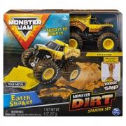 Monster Jam - Playset Básico Monster Jam - Earth Shaker