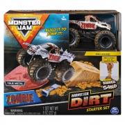 Monster Jam - Playset Básico Monster Jam - Zoombie