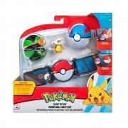 Pokémon - Cinto Com Pokébola - Cubone
