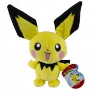 Pokémon - Pelúcia De 20 Cm - Pichu