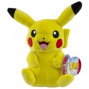 Pokémon - Pelúcia De 20 Cm - Pikachu
