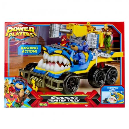Power Players - Veículo Monstro