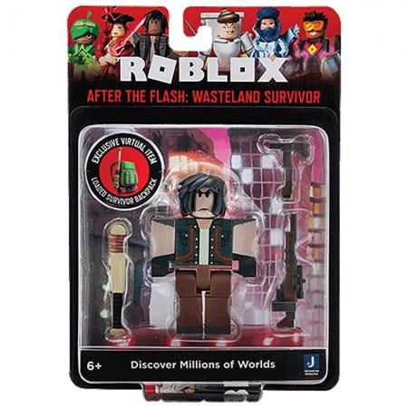 Roblox - Figura 7 Cm - After The Flash -Wasteland Survivor
