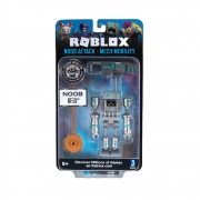 Roblox - Figura Articulada Com Acessórios - Noob Attack Mech Mobility