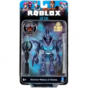 Roblox - Figura Articulada Com Acessórios - Ud'Zal