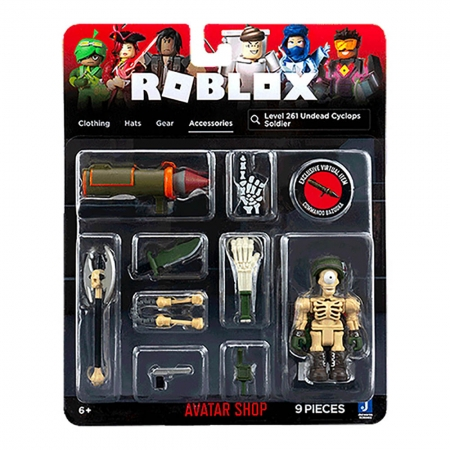 Roblox -Figura Avatar Shop Level 261 Undead Cyclops Soldier