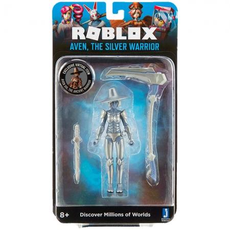 Roblox - Figura Aven - The Silver Warrior